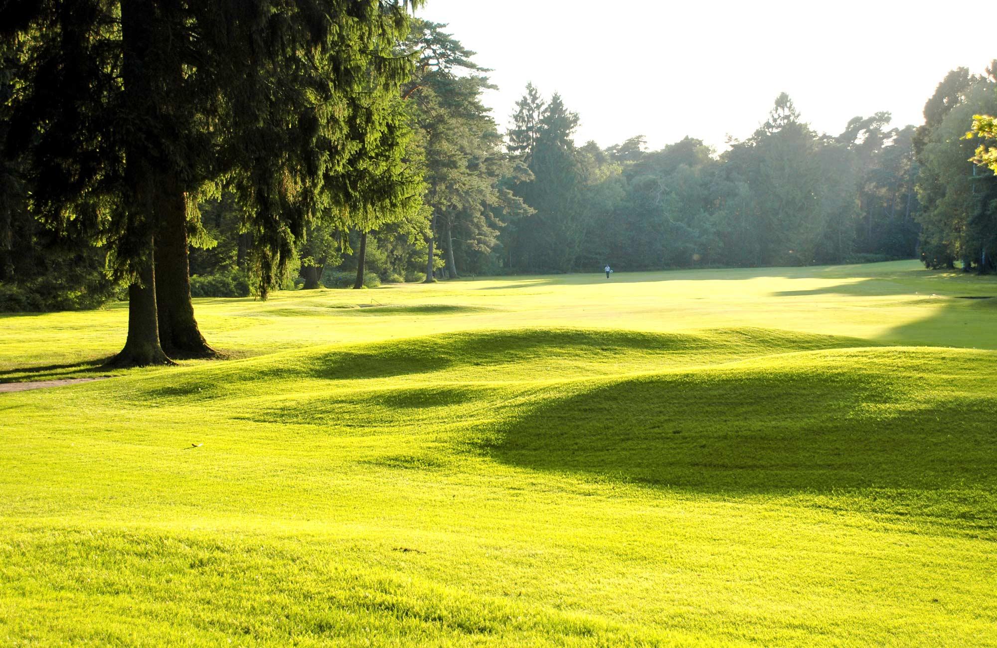 Golf- & Landclub Köln, der Golfplatz