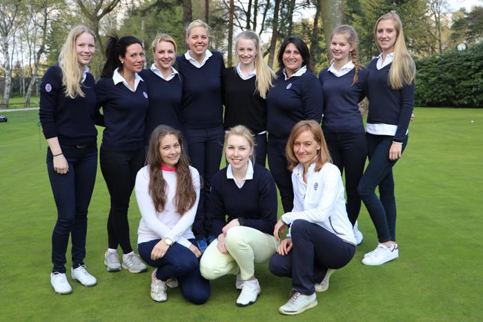 Golf-Land-Club Köln, Mannschaft Damen