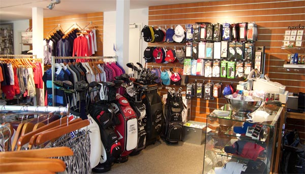 Golf-Land-Club Köln, Proshop