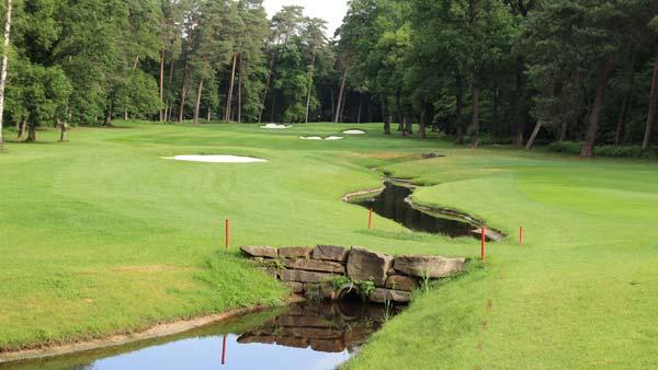 Golf- und Landclub, der Platz
