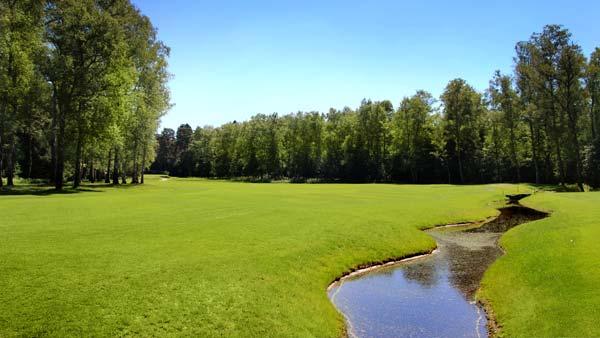 Golf- & Landclub Köln, der Platz