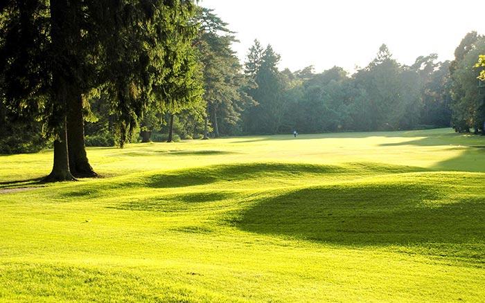 Golfclub & Landclub Köln - Auf dem Green