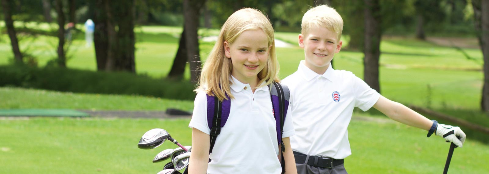 Die Jugend des Golf-Land-Club Köln